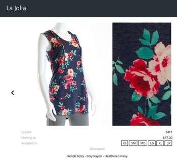 La Jolla (XL)
