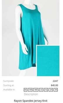 Sunnyvale (3XL)