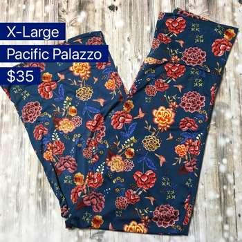 Pacific Palazzo (XL)