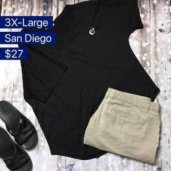 San Diego (3XL)