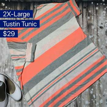 Tustin Tunic (2XL)