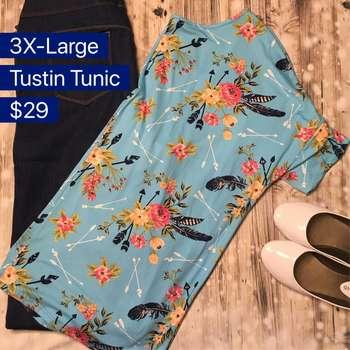 Tustin Tunic (3XL)