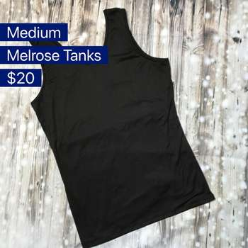 Melrose Tanks (M)