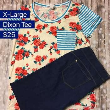 Dixon Tee (XL)