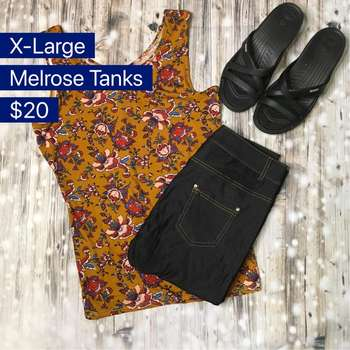 Melrose Tanks (XL)