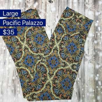 Pacific Palazzo (L)