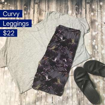 Leggings Curvy (Curvy)