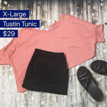 Tustin Tunic (XL)