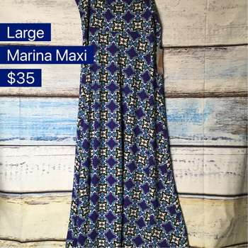 Marina Maxi (L)