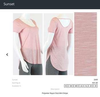Sunset (XL)