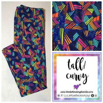 Tall and Curvy Leggings (Tall and Curvy)