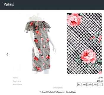 Palms (L)