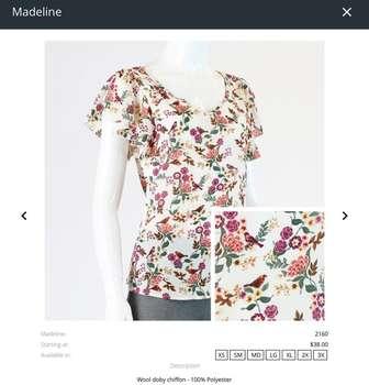 Madeline (M)