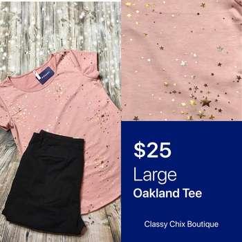 Oakland Tee (L)