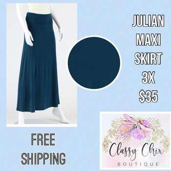 Julian Maxi Skirt (3XL)