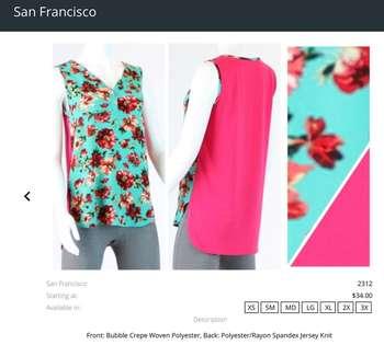 San Francisco (3XL)