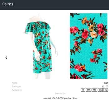 Palms (M)