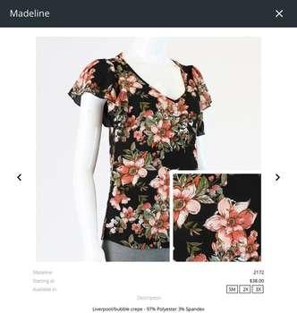 Madeline (2XL)