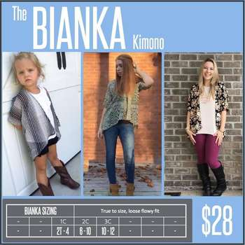 Bianka (Sizing Chart)