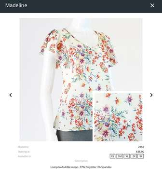 Madeline (3XL)