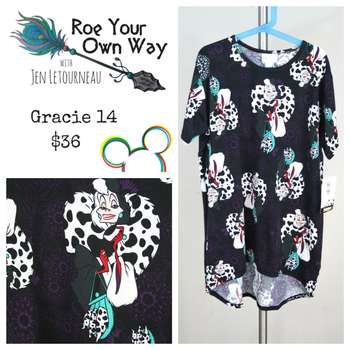 LuLaRoe Collection for Disney Gracie (14)