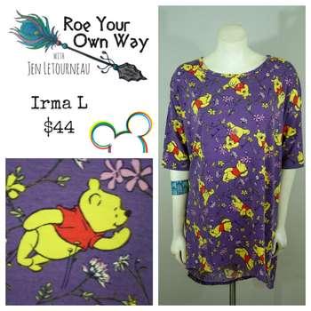 LuLaRoe Collection for Disney Irma (L)