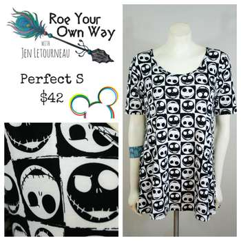 LuLaRoe Collection for Disney Perfect T (S)