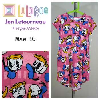 LuLaRoe Collection for Disney Mae (10)