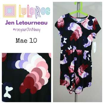 LuLaRoe Collection for Disney Mae (10)