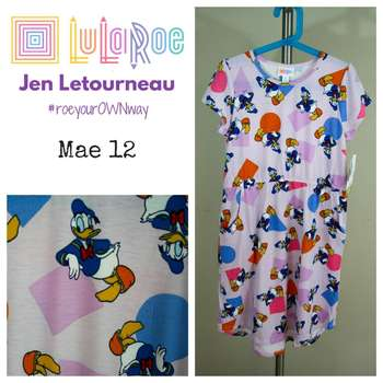 LuLaRoe Collection for Disney Mae (12)