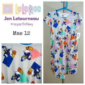 LuLaRoe Collection for Disney Mae (12)