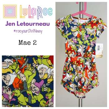 LuLaRoe Collection for Disney Mae (2)