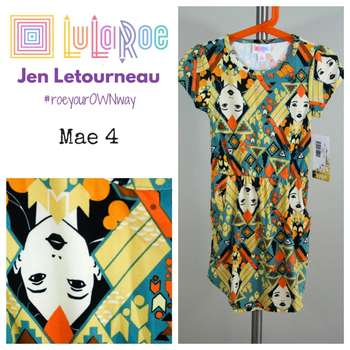 LuLaRoe Collection for Disney Mae (4)