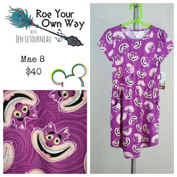 LuLaRoe Collection for Disney Mae (8)