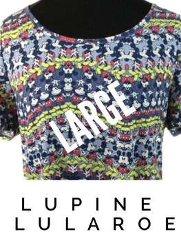 LuLaRoe Collection for Disney Classic T (L)