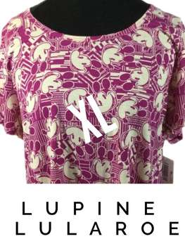 LuLaRoe Collection for Disney Classic T (XL)
