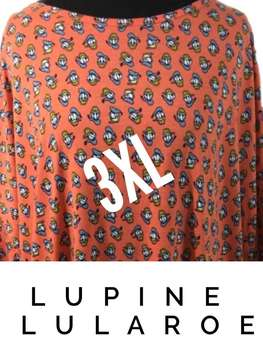 LuLaRoe Collection for Disney Irma (3XL)