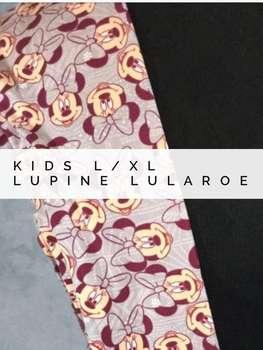 LuLaRoe Collection for Disney Kids Leggings (L/XL)