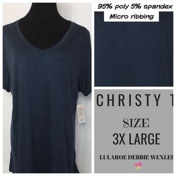 Christy T (3XL)