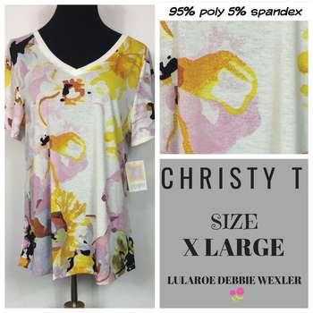 Christy T (XL)
