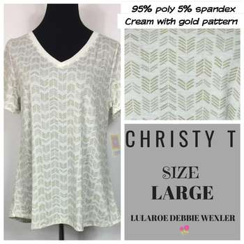 Christy T (L)