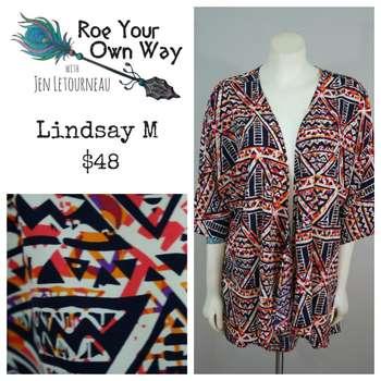 Lindsay Kimono (M)