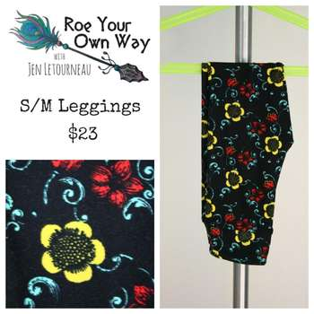 Kids Leggings (S/M)