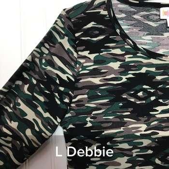 Debbie (L)