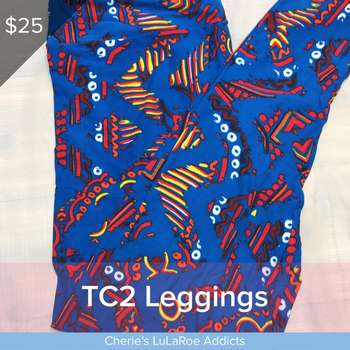 TC2 Leggings (TC2 Prints)