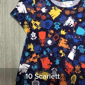 LuLaRoe Collection for Disney Scarlett (10)