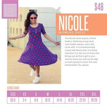Nicole (Sizing Chart)