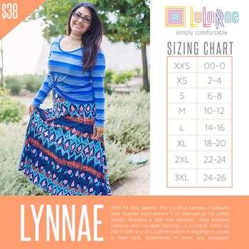 Lynnae (Sizing Chart)