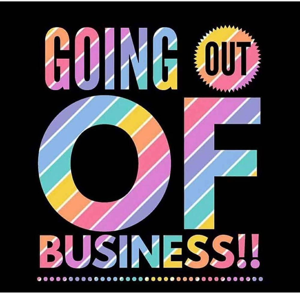 Sonlet | ***GOING OUT OF BUSINESS***